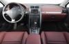 Peugeot 407 Coupe - pełny panel przedni
