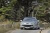 Peugeot 407 Coupe - przód - reflektory wyłączone