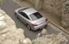 Peugeot 407 Coupe - widok z góry