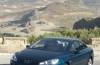 Peugeot 407 Coupe - widok z przodu