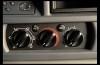 Renault Master - panel sterowania wentylacją i nawiewem