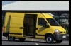 Renault Master - prawy bok