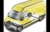Renault Master - schemat konstrukcyjny auta