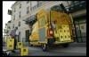Renault Master - tył - bagażnik otwarty