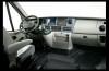 Renault Master - widok ogólny wnętrza z przodu