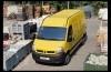 Renault Master - widok z góry