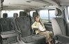 Renault Traffic - fotel pasażera, widok z przodu