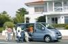 Renault Traffic - prawy bok