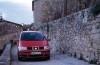 Seat Alhambra - przód - reflektory wyłączone