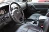 Jeep Grand Cherokee 2.7 CRD - widok ogólny wnętrza z przodu