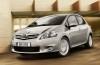 Toyota Auris 2010 - widok z przodu