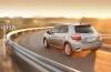 Toyota Auris 2010 - widok z tyłu