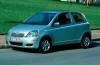 Toyota Yaris - widok z przodu