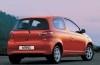 Toyota Yaris - widok z tyłu