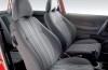 Volkswagen Fox - fotel pasażera, widok z przodu