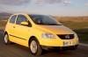Volkswagen Fox - prawy bok
