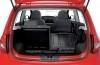 Volkswagen Fox - tył - bagażnik otwarty