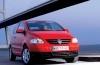 Volkswagen Fox - widok z przodu