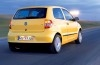 Volkswagen Fox - widok z tyłu