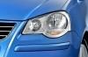 Volkswagen Polo 2005 - lewy przedni reflektor - wyłączony