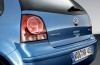 Volkswagen Polo 2005 - lewy tylny reflektor - wyłączony