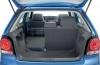 Volkswagen Polo 2005 - tył - bagażnik otwarty