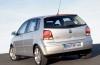Volkswagen Polo 2005 - widok z tyłu