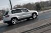 Volkswagen Tiguan SUV Facelifting 1.4 TSI BlueMotion 160KM - galeria redakcyjna - prawy bok