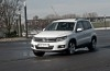 Volkswagen Tiguan SUV Facelifting 1.4 TSI BlueMotion 160KM - galeria redakcyjna - widok z przodu