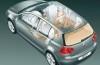 Volkswagen Golf V 2007 - projektowanie auta